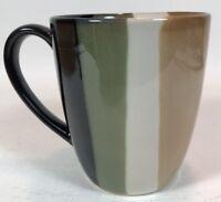 Home Trends JAZZ Coffee Mug Cup Stoneware