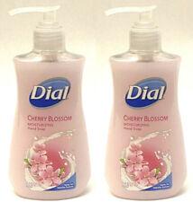 2 Dial Hand Soap Wash Cherry Blossom Moisturizing 7.5 Oz Antibacteria