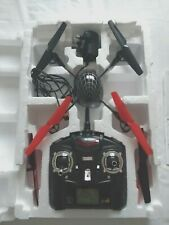 Radio Controlled Quadcopter