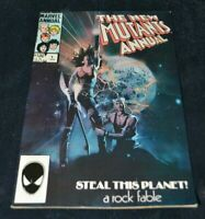 New Mutants Annual #1 (1984, Marvel) [1st Appearance Lila ] Movie BAGGED BOARDED