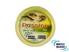 Promo: Nylon Water Queen Passion Fluo 0.20mm 3.000kg 150m