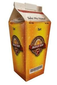 Beer Hoppers - 2 Pint Cartons + Poster
