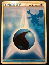 Carte Pokemon ENERGY WATER / EAU LUGIA 2009 Call of Legend JAPANESE JAP NEUF
