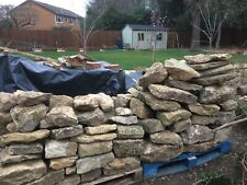 Natural Stone for dry stone walling or rockery
