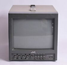 "JVC TM1010PN 10"" CRT Screen / TV ( Fully Working)"