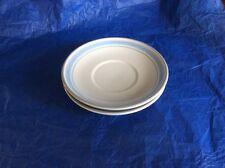 Fascino Stoneware Saucer Yamaka Japan VERY NICE! Set Of 5