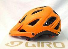Giro Montaro MIPS Matte Deep Orange Black Large