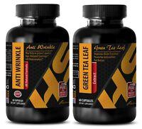 Weight loss multivitamin - ANTI WRINKLE - GREEN TEA COMBO - green tea natural