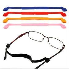 Lentes Silicona Correa Cinta De Las Gafas Sol banda Soporte nadar Goggles