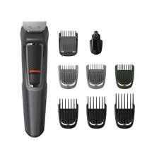 PHILIPS MG3747/13 Regolabarba Serie 3000 9-in - 1 senza fili kit per la cura dei capelli