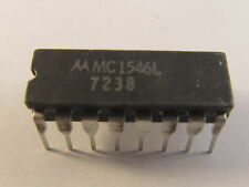 MC1546L Motorola - 4-Channel Low-Threshold Sense Amplifier in MIL Spezifikation