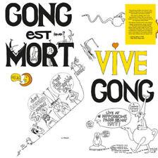 """Gong : Gong Est Mort Vive Gong VINYL 12"""" Album 2 discs (2017) ***NEW***"""