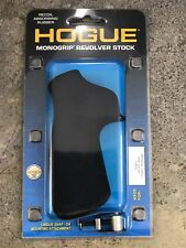 Hogue Ruger GP100/Super Redhawk No Finger Groove Rubber Grip 80010