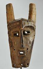 LEGA - KWAME rare  Kayamba  Mask Congo African Tribal Art Gallery TRIBALART BE