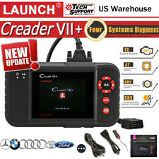 Check Car Engine Transmission ABS SRS Airbag Code Reader OBD2 Scanner Diagnostic