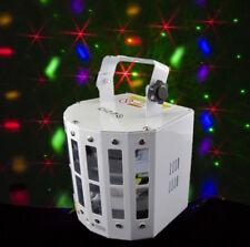 Ibiza Light Derby-Las 9x 3 W DEL DERBY + 150 mW RG Gobo Laser Disco DJ DMX
