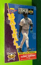 1997 Upper Deck Collector's Choice Series 1 Baseball Factory Sealed Wax Box