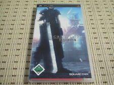 Final Fantasy VII Crisis Core para Sony PSP * embalaje original *