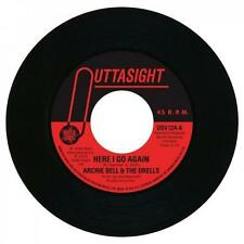ARCHIE BELL & THE DRELLS Here I Go Again / Tighten Up NEW NORTHERN SOUL 45 MOD