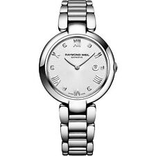 Raymond Weil 1600-ST-00618 Women's Shine Silver Quartz Watch