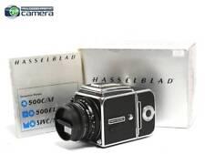 Hasselblad 500C/M Camera w/C 80mm F/2.8 T* Lens & A12 Back *EX*
