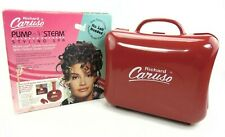 Richard Caruso Pump N Steam Styling Spa Vintage 1995