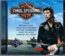 Chris Spedding Motor Bikin CD Neu