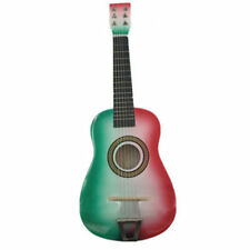 MEXICO color Kids Toy Guitar Childrens Acoustic Prop Musical String Practice