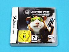 Nintendo DS Spiel - DISNEY: G-FORCE AGENTEN MIT BISS - Komplett in Hülle OVP
