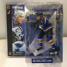 McFarlane Toys Chris Pronger St. Louis Blues Action Figure NHL Series 2 New