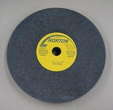 Norton Usa Made 3600 Rpm A60 M5vbe Grinding Wheel 8 X 1 X 34 L 3398