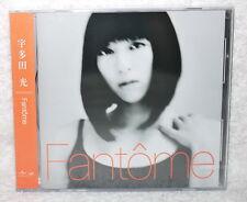 J-POP Utada Hikaru Fantôme 2016 Taiwan CD (Fantome)