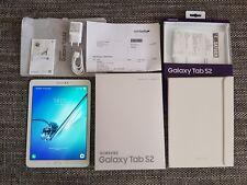 Samsung Galaxy Tab S2 SM-T819 32GB, Weiß, WLAN + 4G + EF-BT810 + NEU & OVP
