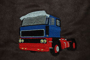 DAF 2800 Artic embroidered on Polo Shirt