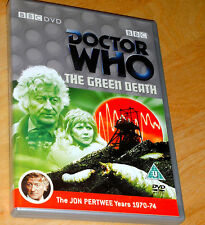 Doctor Who - The Green Death [DVD] [1973] Jon Pertwee, Katy Manning (Dr Who)