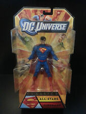 DC UNIVERSE Classics All-Star SUPERMAN Action Figure Sealed VHTF by Mattel toy