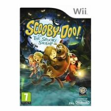 SCOOBY-DOO! AND THE SPOOKY SWAMP (Wii)