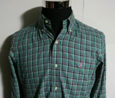 POLO RALPH LAUREN Men's  L/S Button Down Shirt Size Small