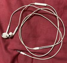 Original OEM Apple Earpods Headphones for iPhone 6 6s 5 Earphones Earbuds 3.5mm