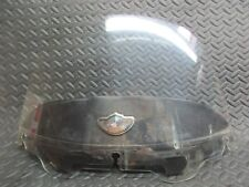 100th Anniversary Windshield for Harley Davidson Touring Models w/ bags