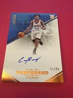 Cameron Payne Thunder  2015-2016 Panini Preferred Rookie Auto #137  21/99
