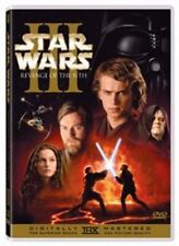 Star Wars Episode III Revenge of The Sith 2 Disc Edition DVD 2005