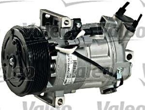 VALEO Compressor AC Air Conditioning Fits RENAULT Clio 0.9-1.2L 926000217R