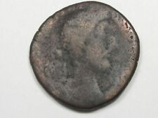 Ancient Roman Coin: Commodus? (161-180 AD).  #47