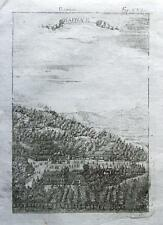 DAPHNE, ANTIOCH , ANTAKYA  ANCIENT  SYRIA,  TURKEY A. Mallet Antique print 1719