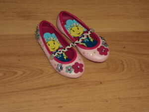 Baby Girls Shoes Size 5 Pink - BRAND NEW