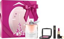 Lancome LA VIE EST BELLE Gift Set, 50ml EDP Spray + Lipstick + Blush + Mascara