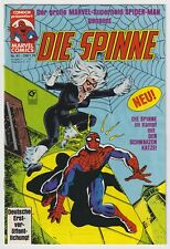 DIE SPINNE #41 | German ASM #194 | 1st Black Cat | 1980 Series | Condor Verlag