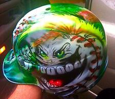 Airbrushed baseball softball helmet