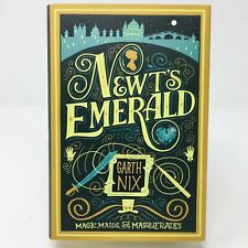 Newt's Emerald by Garth Nix (2015, Hardcover, Very Good, 1st Edition)